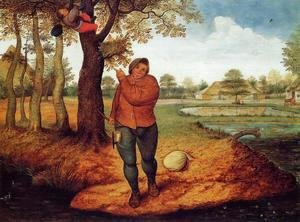 Pieter the Elder Bruegel - The Beater
