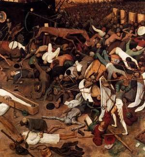 Pieter the Elder Bruegel - The Triumph of Death (detail 2)