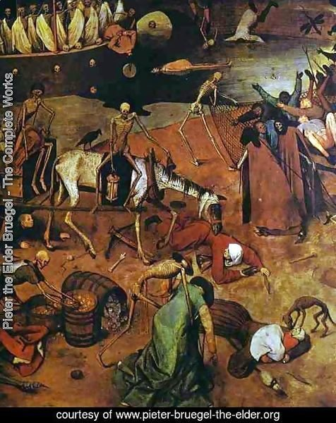 The Triumph of Death (detail 4)