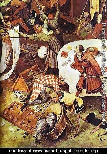 Pieter the Elder Bruegel - The Triumph of Death (detail 5)