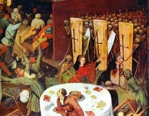 Pieter the Elder Bruegel - The Triumph of Death (detail 7)