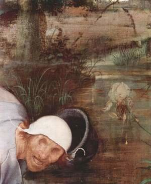 Pieter the Elder Bruegel - The parable of the blind, detail 2