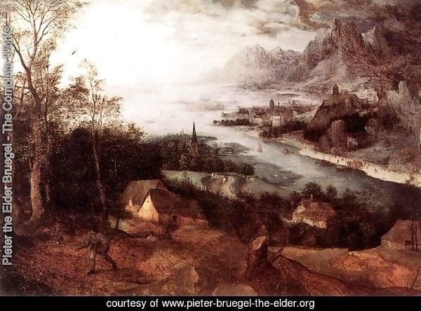Landscape with the Parable of the Sower