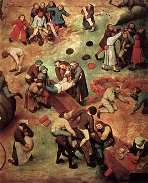 Pieter the Elder Bruegel - The Complete Works - Landscape