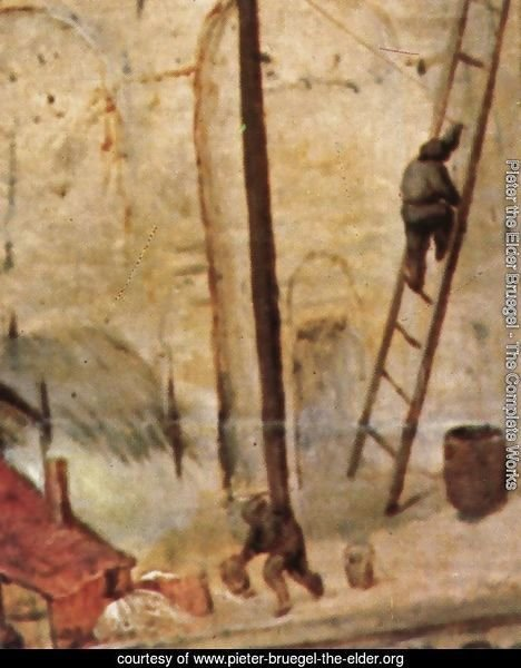 The Tower of Babel (detail) 13