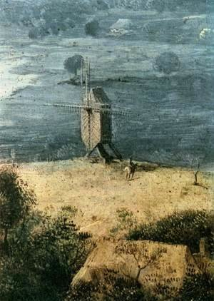 Pieter the Elder Bruegel - Haymaking (detail) 5