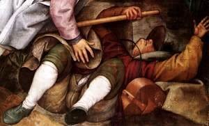 The Parable of the Blind Leading the Blind (detail) 5