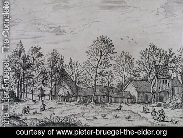 Pieter the Elder Bruegel - Unknown 2