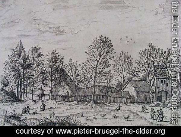 Pieter the Elder Bruegel - Unknown 3