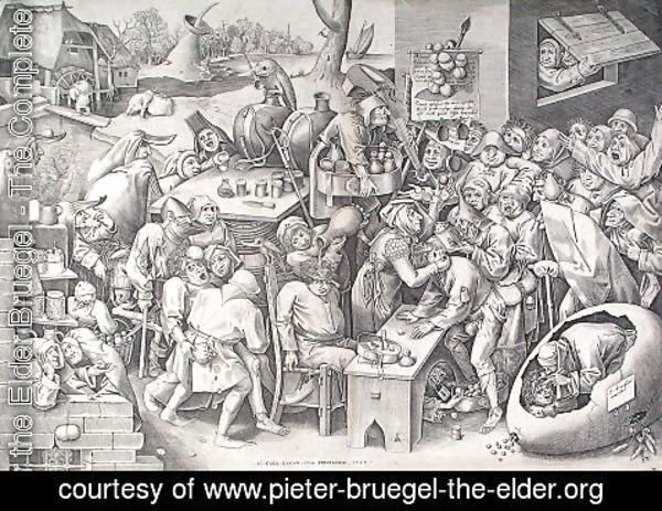 Pieter the Elder Bruegel - Unknown 4