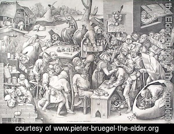 Pieter the Elder Bruegel - Unknown 5
