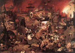 Pieter the Elder Bruegel - Dulle Griet (Mad Meg) c. 1562
