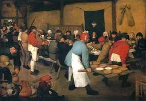 Peasant Wedding, c. 1568