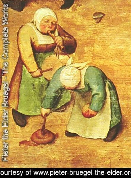 Pieter Bruegel the Elder Children's Games T shirt